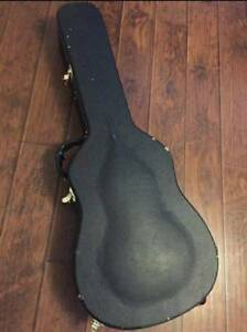 ** WANTED: HARD SHELL CASE For Archtop Jazz Guitar **
