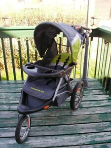 Baby Trend Expedition ELX Jogging Stroller with mp3 speakers