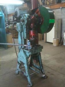 20 ton Blow OBI mech. punch press.