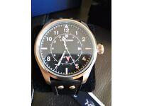 Harding Jetstream Men's Quartz Swiss Watch - HJ0703