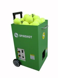 used tennis machine ebay