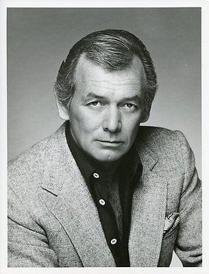 DAVID JANSSEN PORTRAIT HARRY O ORIGINAL 1975 ABC TV PHOTO