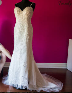 Style 1615 - Kenneth Winston - Private Label By G Wedding Dress