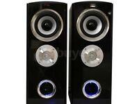 100w amplified speaker