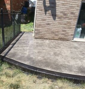 Concrete Specials on Driveways, Walkways, Patios! Kitchener / Waterloo Kitchener Area image 1