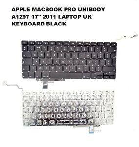 Apple-Macbook-Pro-17-034-A1297-tastiera-laptop-UK-2009-2010-2011-2012-NUOVO