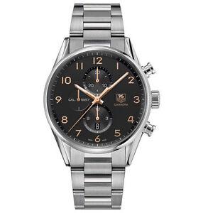 ba07505a3f6 TAG Heuer Carrera Calibre 1887 Automatic Chronograph CAR2014.BA0799 Wrist  Watch for Men