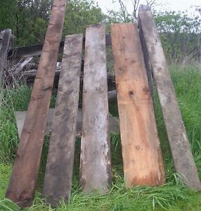 Barn Boards Thick 54 Linear Feet