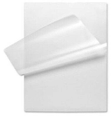 1000 Letter 9 X 11.5 3mil Laminate Pouches For Heat Laminators