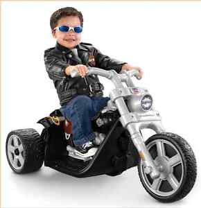 Fisher Price Power Wheels Harley Davidson