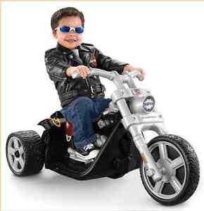 Fisher Price Power Wheels Harley Davidson