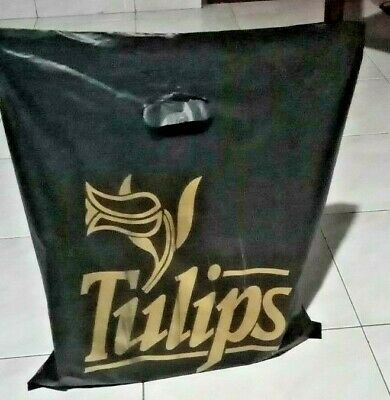 Misprinted Plastic Strong Fashion Shop Bags Large 10 Kg Hieght-19 Width- 16