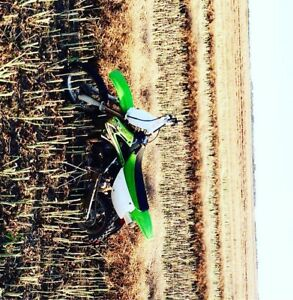 Kx 85 trade for sled or $2000 cash