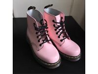 Dr Martens boots  - UK3 - Limited edition - Excellent Condition - Patent leather
