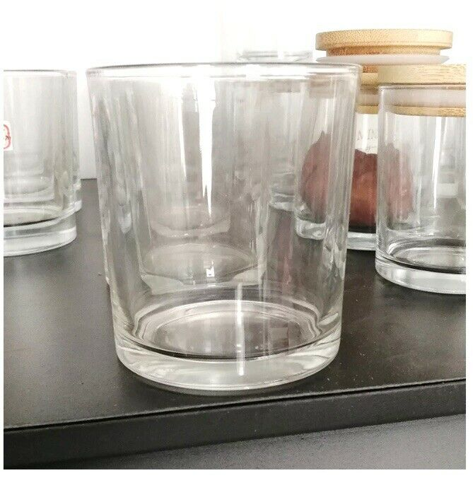 candle jars empty bulk