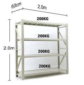 Garage Metal Steel Storage Shelving Racking Shelves Shelf from$99