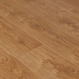 Laminate Flooring - Krono Original - Albany Oak