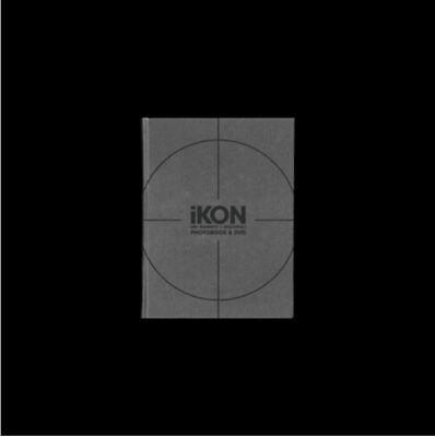 K-POP IKON iKON 2018 PRIVATE STAGE PHOTOBOOK & DVD