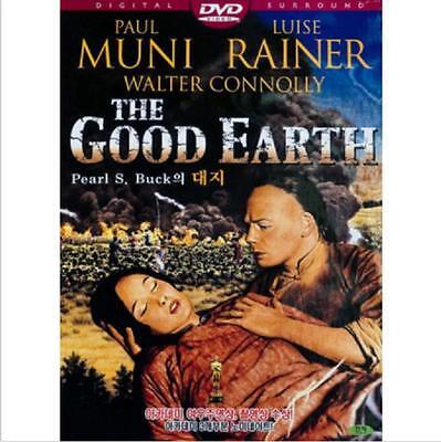 THE GOOD EARTH (1937) DVD - Paul Muni (New & Sealed)