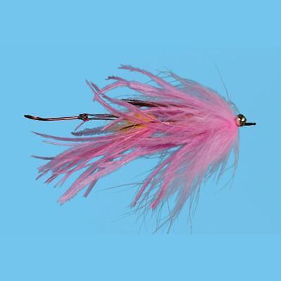 Fulling Mill TFP Intruder Black Size 2 - Streams of Dreams Fly Shop 4 Flies