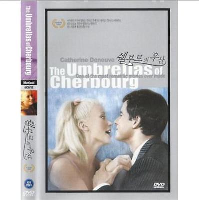 The Umbrellas Of Cherbourg (1964) DVD - Catherine Deneuve (New & Sealed)