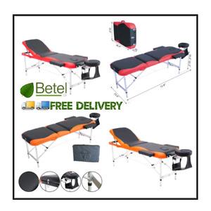 Brand New Ultra Portable Massage Spa Table, Accessories & Bag