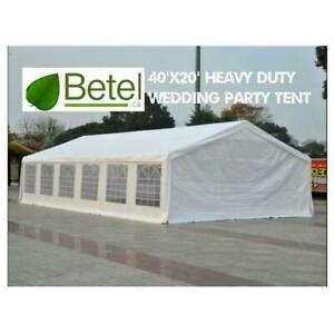 Sale | 40x20 Extra Large Heavy Duty Wedding Tent -  FREE SHIPPING OR GTA PICK UP