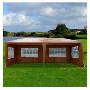 TRENDALS® ALL INCLUSIVE PRICE | 10x20 ft Wedding Party Gazebo Tents SPRING SALE