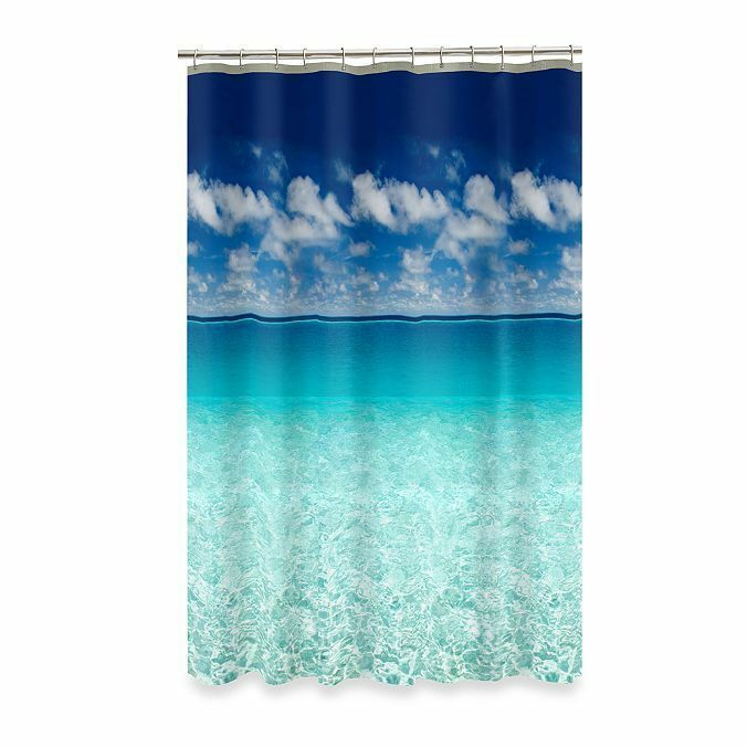 duschvorhange fur badewannen textil textil oder. Black Bedroom Furniture Sets. Home Design Ideas