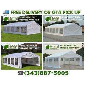 GTA Wedding Party Event Tent Sale | FREE Delivery & Pick Up