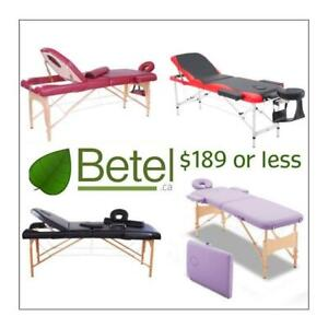 Premium Portable Spa Physio Reiki Tattoo Massage Table