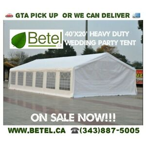 Sale | 40x20 ft Large Wedding Party Canopy Tents Heavy Duty Tent