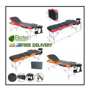 SALE | Ultra Portable Folding Mobile Massage Table with Accessories | FREE Delivery