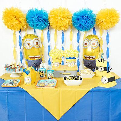 A Minion Party Setup