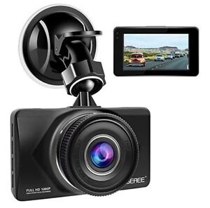 Dash Cam FHD 1080P  Recorder 170 Wide Angle Video BRAND NEW