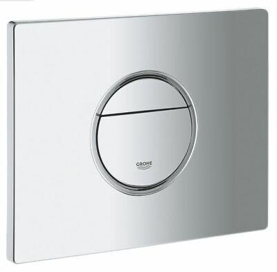 BRAND NEW BOXED GROHE 38765000 | Nova Cosmopolitan WC Wall Plate