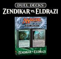 Magic  ZENDIKAR vs ELDRAZI Duel Decks
