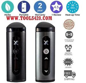 Exxus Mini Portable Vaporizer Authentic Full Warranty 10% OFF + Free Shipping