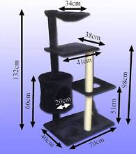 cat tree 132cm pole scratching pole Riverwood Canterbury Area Preview