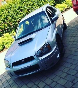 Subaru wrx 04 FAITES VOS OFFRES
