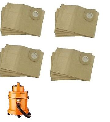 20 x Dust Bags for VAX Vacuum Hoover 5150, 6100, 6121, 6130 6131 6135 6150 6151