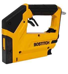 "Brand New Bostitch Heavy Duty 3/8"" Crown Stapler"