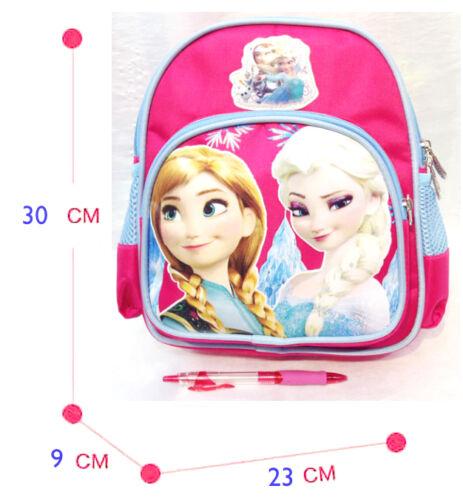 Dettagli su frozen - zaino scuola asilo tempo libero - frozen backpack