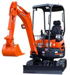 Excavator For Rent Or Hire