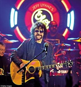 ELO - Jeff Lynne with Electric Light Orchestra Sat August 18