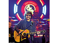 2 CENTRE STAGE TICKETS AT HYDRO FOR JEFF LYNNE & ELO ON 28TH JUNE 2017