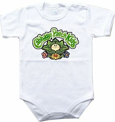 Baby bodysuit One Piece cabbage patch kids 2 Halloween costume CPK
