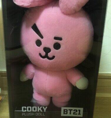 Official BTS BT21 COOKY Plush doll