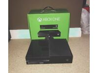 Xbox One boxed 500gb with 1 controller GTA 5 imcluded TAKING OFFERS