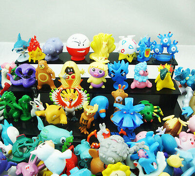 24PCS Wholesale Lots Cute Pokemon Mini Random Pearl Figures New Kids Toy Hot - Wholesale Pokemon